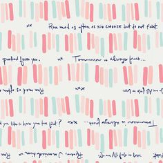 Paperie Quoted by Amy Sinibaldi for Art Gallery Fabrics PPE 346 by happyvalleymercantil on Etsy