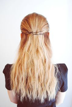 wavy hairstyle inspiration: #thakoon spring 2013 - tutorial