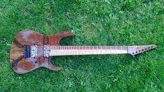 Bowes Guitar Works SFLX-7 Grafted Walnut