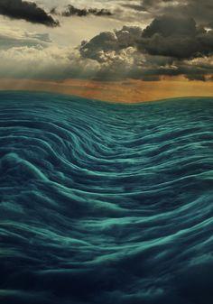 Deep Blue Sea -ajcoleyphotography