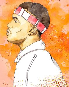 Best New Artist Nominee Frank Ocean,  illustrated by artist Jess Rotter: http://www.mtv.com/ontv/vma/2012/best-new-artist/