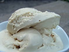 tahini/halva icecream- my mouth waters just thinking about this! Use rice malt syrup instead of honey to make it fructose free.