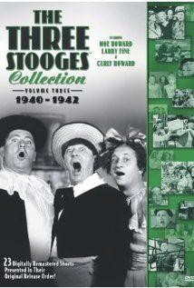 Moe Howard & Larry Fine - The Three Stooges Collection, Vol. The Three Stooges, The Stooges, Sony Pictures Entertainment, New Television, Best Ads, Comedy Tv, Old Tv Shows, Favorite Tv Shows, Larry