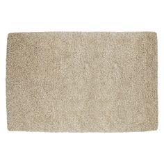 AFRIQUE Large cream wool rug 170 x 240cm