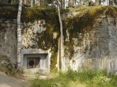 Joensuun Bunkkerimuseo - Joensuu, Suomi | DiscoveringFinland.com