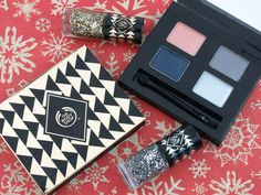 The Happy Sloths: The Body Shop Holiday 2015 Winter Eyeshadow Palettes & Nail Polishes: Review and Swatches