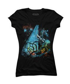 terror from the deep Women's T-Shirt