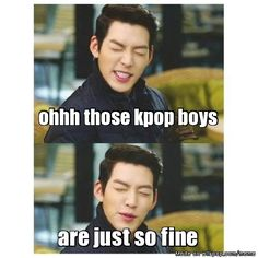 Ohhh those kpop boys | allkpop Meme Center
