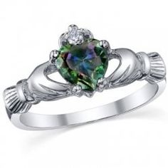 Irish friendship rings are a traditional symbol of loyalty, friendship and love. They are also known as Claddagh rings, whose traditions and design...