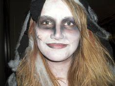 Make up a zombie!