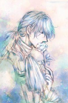Versailles, Manga Art, Manga Anime, Oscar, Chinese Art, Anime Love, Rose, Romance, Comics