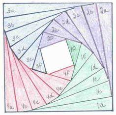 iris folding tips