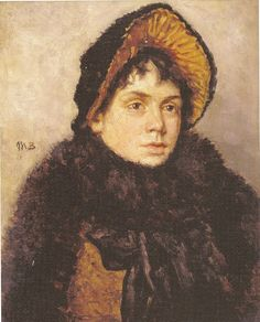 Marie Bashkirtseff - Femme Tretiakoff - (www.bashkirtseff.com.ar)