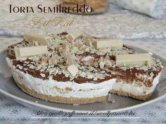 Ricetta Torta Semifreddo KitKat-giallozafferano.it
