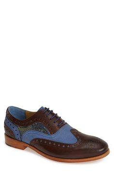 Robert Graham 'Empire 3' Spectator Shoe (Men) available at #Nordstrom