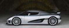 """The cult Swedish auto builder Koenigsegg named one of its  breathtaking supercars """"Trevita"""" which means """"three whites"""". Koenigsegg has built only three examples of Trevita."""