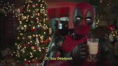 Deadpool | Mensagem de Natal | Legendado HD - Baseado no anti-herói não convencional da Marvel Comics, DEADPOOL conta a história da origem do ex-agente das