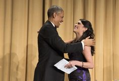 The 10 Best Lines From The White House Correspondent's Dinner. President Obama was pretty funny