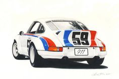 My Porsche art - Page 11 - Pelican Parts Technical BBS