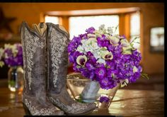 Rustic Ranch Wedding- San Miguel Ca #christinesedleyphotography #honeybeeflowersandevents
