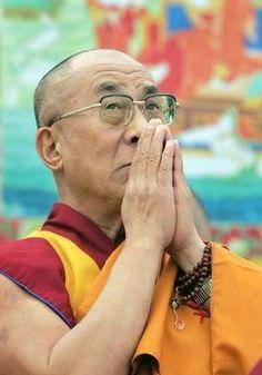 Namaste Dalai Lama