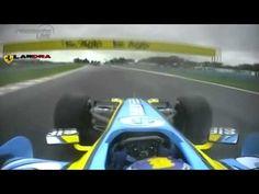 Fernando Alonso en el GP de Hungría en 2006, realizó una de las mejores salidas desde su debut en la F1, manteniendo un gran ritmo, lo que le permitió ponerse en la 4ª posición tras salir 15º en apenas 3 vueltas.