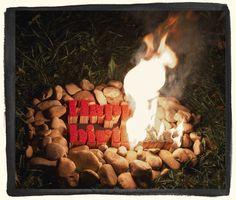 Burning birthday of CUT Magazine 10. Let it burn, baby!