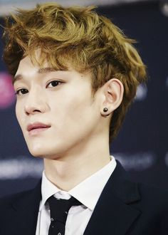 Jongdae Exo Chen, Exo Xiumin, Berlin, Kim Jongdae, Chinese Boy, Yixing, Gorgeous Men, Boy Bands, Kpop