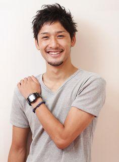 Japanese Boy, Boy Hairstyles, Hair Cuts, Hair Beauty, Mens Fashion, My Style, Men's Hair, Hair Styles, Boys
