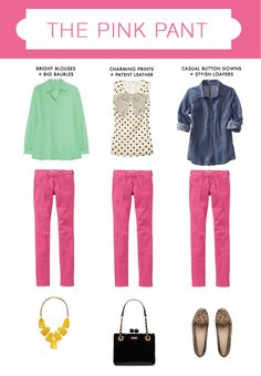 The Pink Pant!