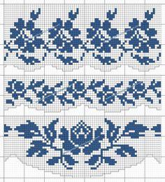 Cross Stitch Kitchen, Cross Stitch Borders, Cross Stitch Rose, Cross Stitch Flowers, Cross Stitch Designs, Cross Stitch Embroidery, Cross Stitch Patterns, Tapestry Crochet Patterns, Fair Isle Knitting Patterns