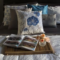 Functional and well decorated bed