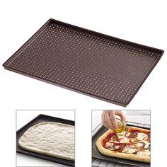 Tapis à pizza micro perforé