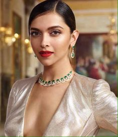 Deepika Padukone for Tanishq Jewelers