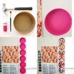 DIY Tsum Tsum Storage • via The Pink Samurai