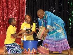 Kwanzaa Celebration 2012: And a Child Shall Lead Them Baltimore, MD #Kids #Events