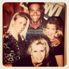 Tiger Woods: Pimpin Since Been Pimpin