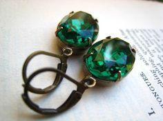 Beautiful Color Earrings.