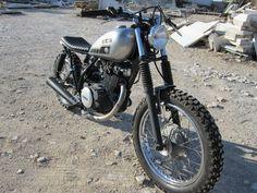 ♠Milchapitas-Kustom Bikes♠: Yamaha SR250 By Lab Motorcycle