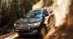 2019 Toyota Land Cruiser Review | 2017,2018,2019 Car Guide