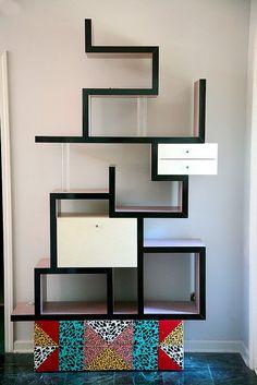 bookshelf design inspiration!