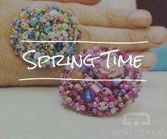 Spring Time, Bobby Pins, Handmade Jewelry, Hair Accessories, Jewellery, Beauty, Rings, Jewels, Handmade Jewellery
