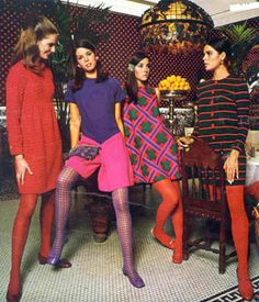 Here's how to dress like the 60s without looking like you're wearing a costume.