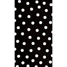 Black Polka Dot Guest Towels 16ct $2.95