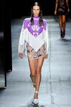 Alexander Wang Spring 2012 Ready-to-Wear Fashion Show: Complete Collection - Style.com