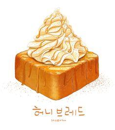 xihanation- *the cream texture*