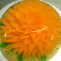 jello flower #jello #flowers