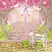 Fototapete kinderzimmer baustelle  Fototapete Schmetterlingselfe KT438 Größe: 300x260cm Kinder ...