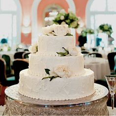 Uniquely Southern Wedding Cakes | The Wedding Cake | SouthernLiving.com