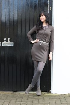 the Ultimate Pencil Skirt - Sew Over It Hobbies To Take Up, Fun Hobbies, Sew Over It, Skirt Patterns Sewing, Skirt Sewing, Hobby Kits, Tartan Fabric, Dressmaking, Leather Skirt